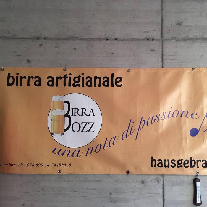 Il Birrificio Bozz , Gordola, Squadra esterna 24.01.17