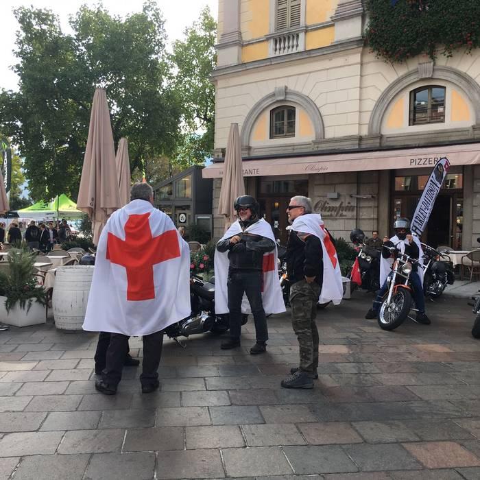 Il Villaggio Croce Rossa, Squadra esterna 24.09.17 - 15