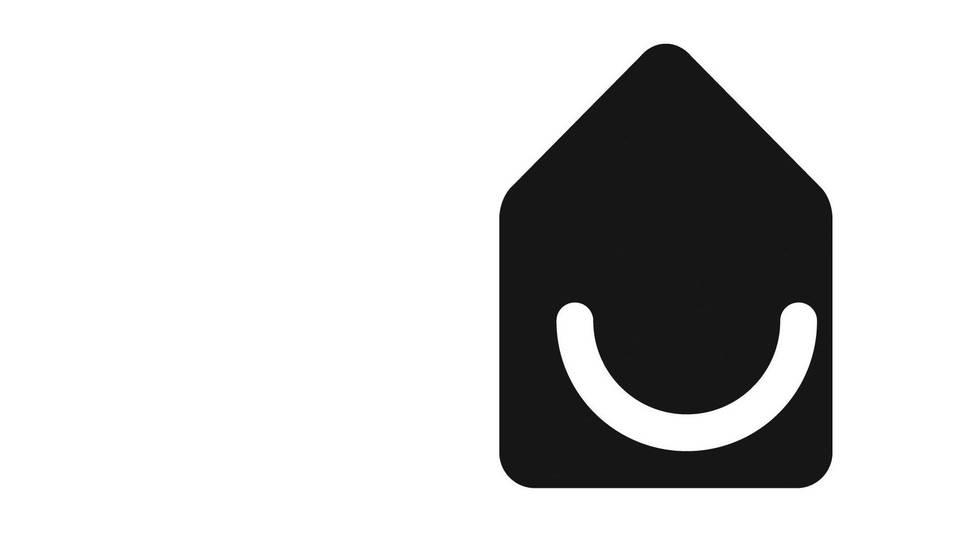 Il logo, semplice ed eloquente, di Casa Astra