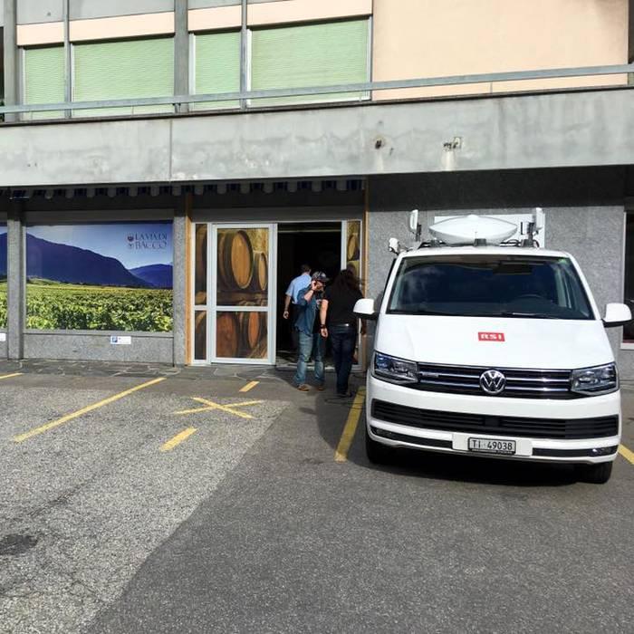 La via di Bacco, Lodrino, Squadra esterna 12.09.17 - 10