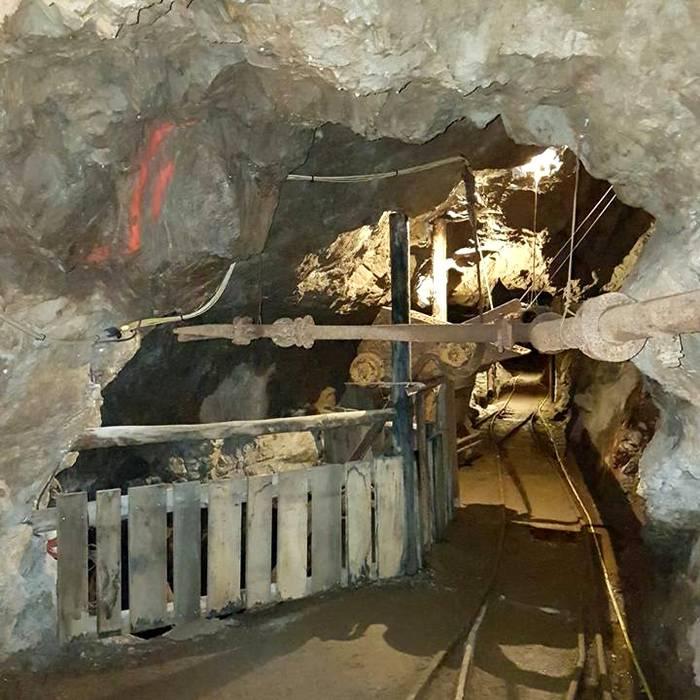 Miniera d'oro di Sessa, Squadra esterna 25.05.17 - 2