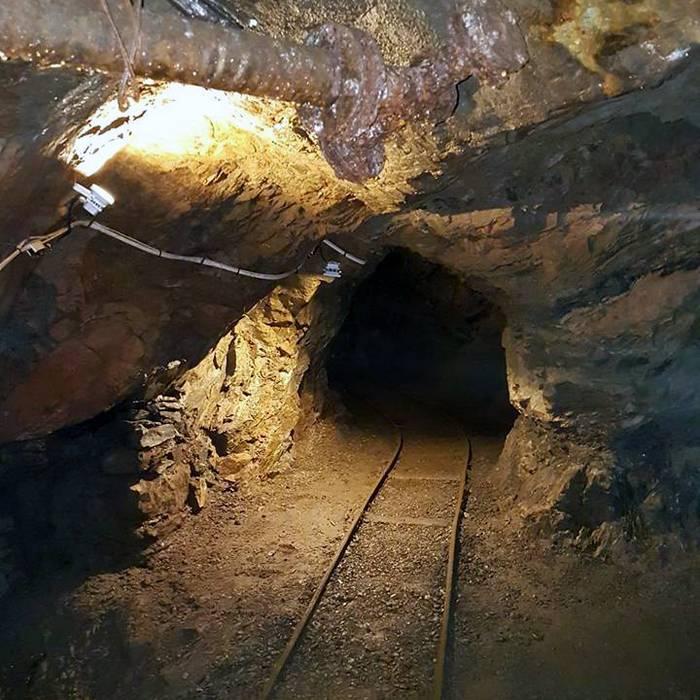 Miniera d'oro di Sessa, Squadra esterna 25.05.17 - 4