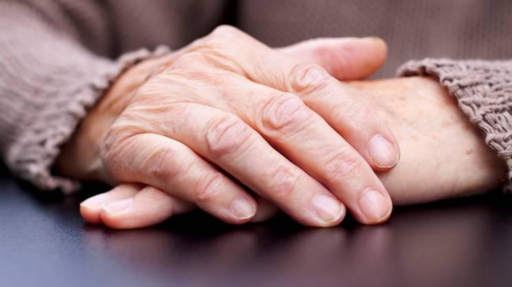 Parkinson, mani
