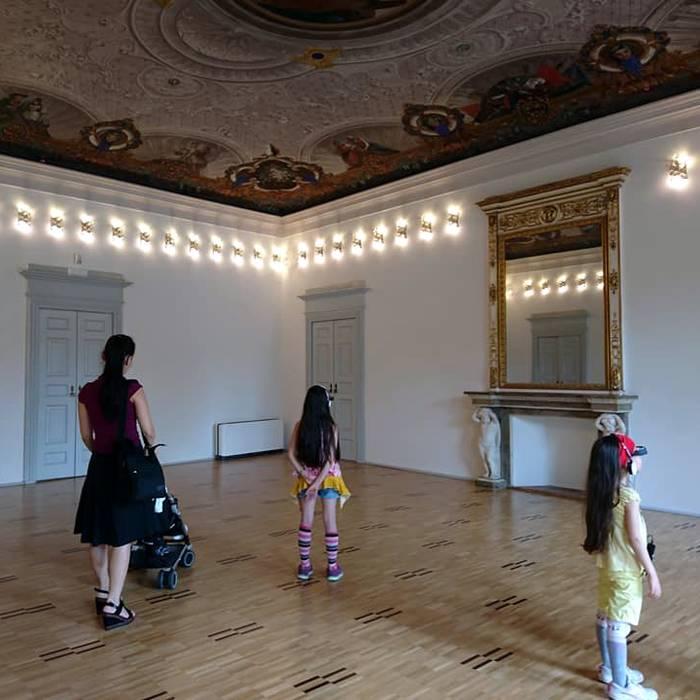Porte aperte a Villa Ciani, Lugano, Squadra esterna 05.06.17 - 2
