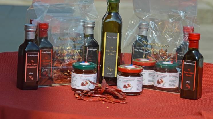 Prodotti Ticino Peppers