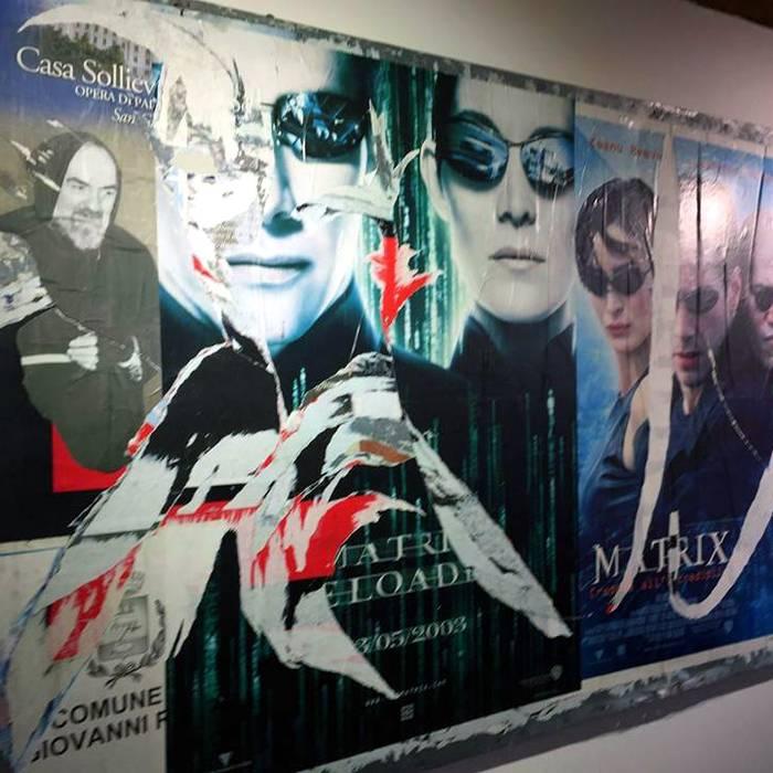 Rotella e il Cinema, Pinacoteca comunale Casa Rusca di Locarno, Squadra esterna 11.05.16