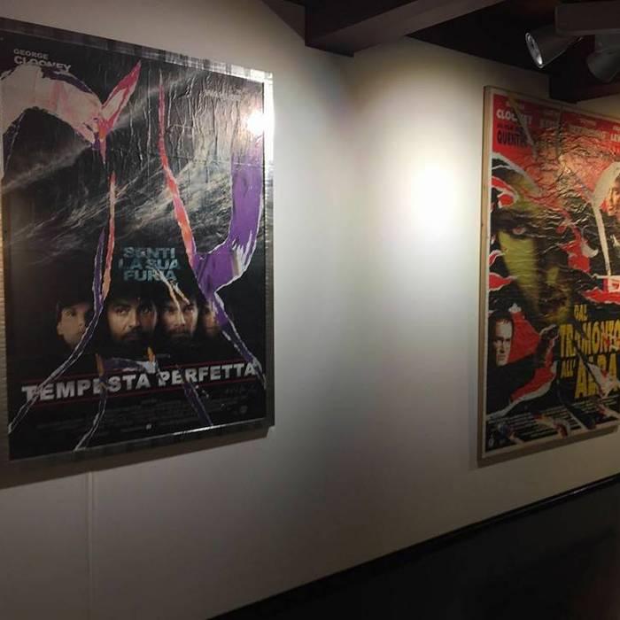Rotella e il Cinema2, Pinacoteca comunale Casa Rusca di Locarno, Squadra esterna 11.05.16