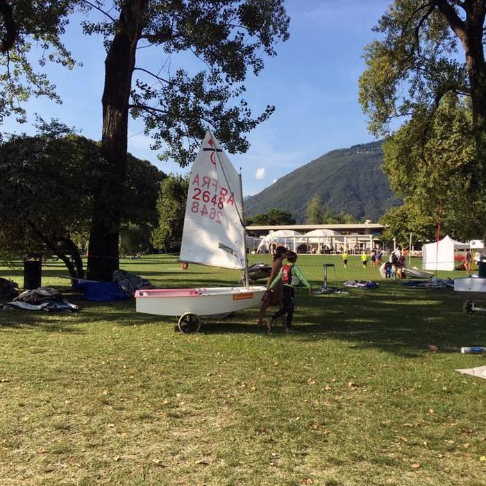 Swiss Youth Sailing Championships, Ascona, Squadra esterna 07.09.17 - 4