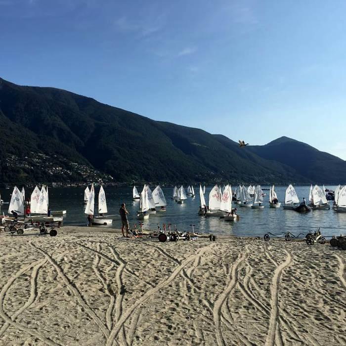 Swiss Youth Sailing Championships, Ascona, Squadra esterna 07.09.17 - 3