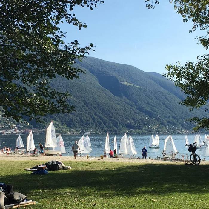 Swiss Youth Sailing Championships, Ascona, Squadra esterna 07.09.17 - 2