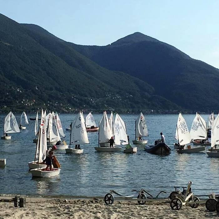 Swiss Youth Sailing Championships, Ascona, Squadra esterna 07.09.17 - 5