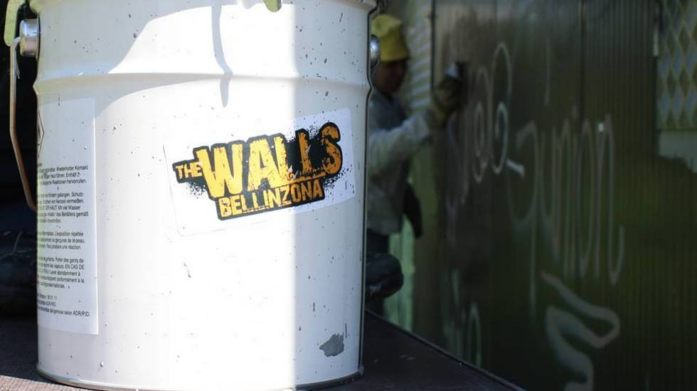 The Walls: l'arte sui muri