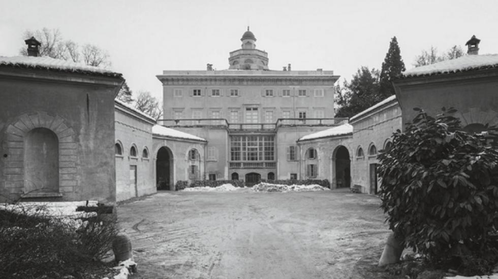 Villa Ciani, Lugano, Squadra esterna
