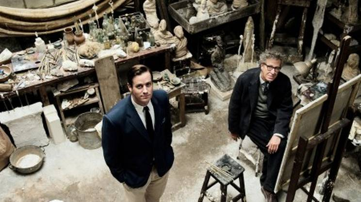 Final Portrait: L'arte di essere amici