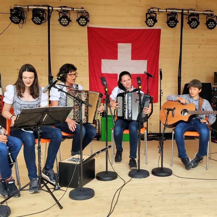 3° Festival di Musica popolare Svizzera, 15.06.19 - 2