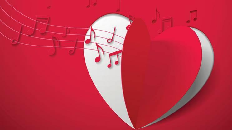 San Valentino… da ascoltare!