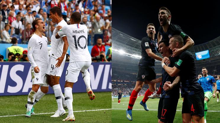 Francia e Croazia, una finale mondiale inedita: chi vincerà?