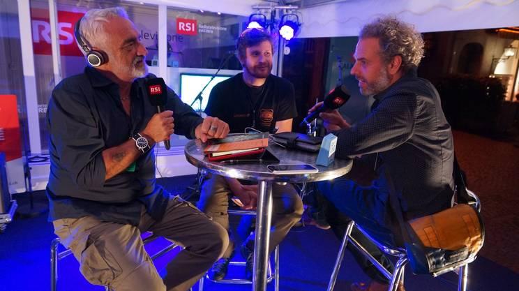 Sandro Schneebeli e Max Pizio