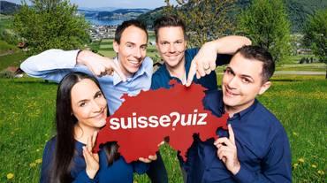 Partecipa a Suisse Quiz