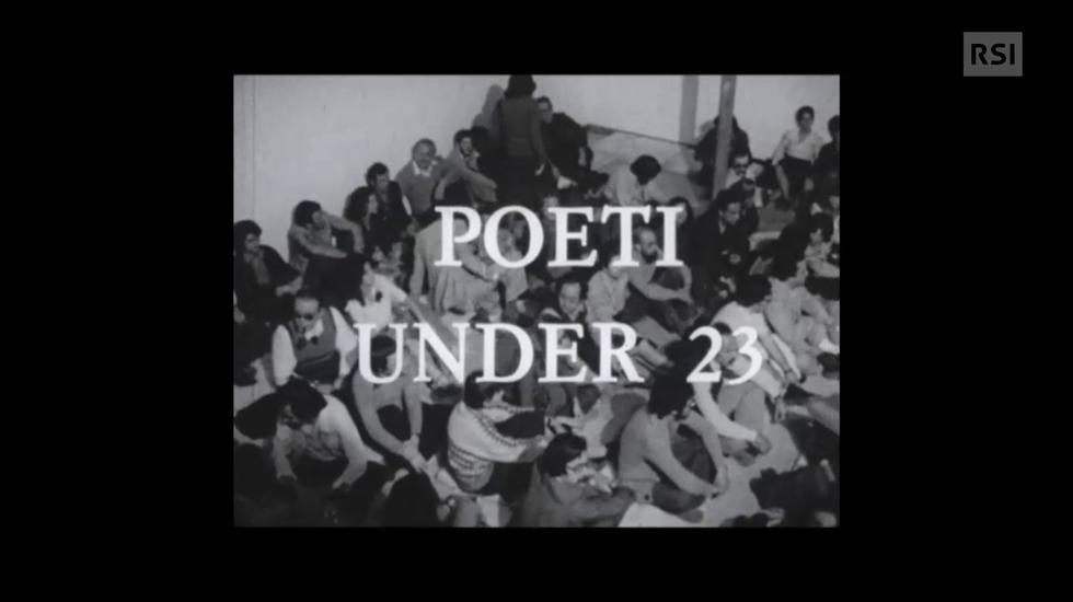 La poesia dopo il Sessantotto