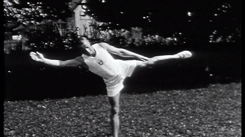 Giorgio Miez alla vigilia delle Olimpiadi del 1936