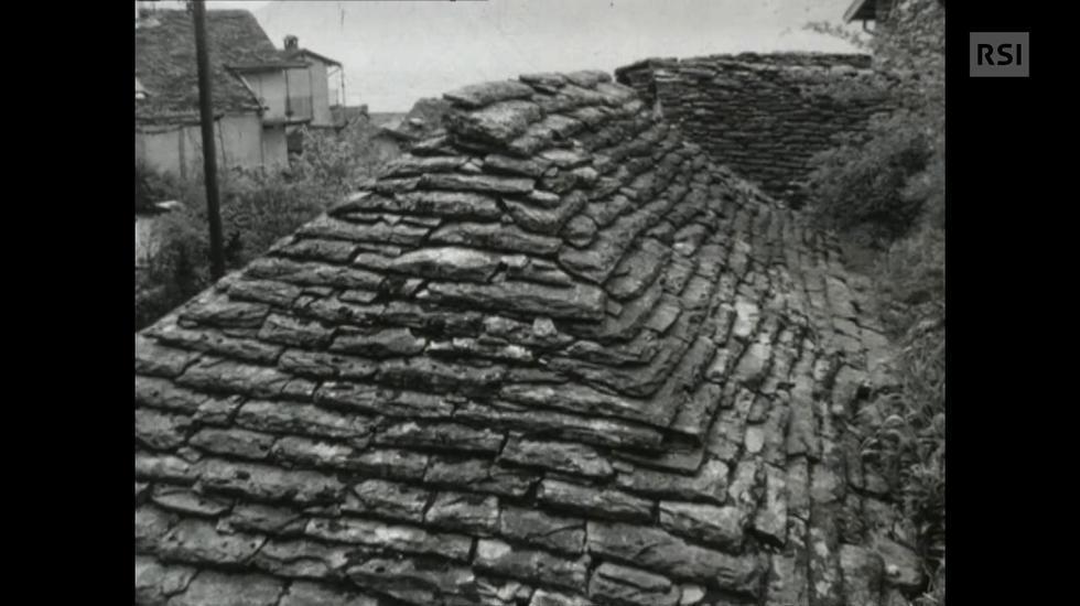 I tetti ticinesi studiati da Giovanni Bianconi