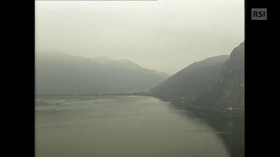 Storia del Ponte-diga di Melide