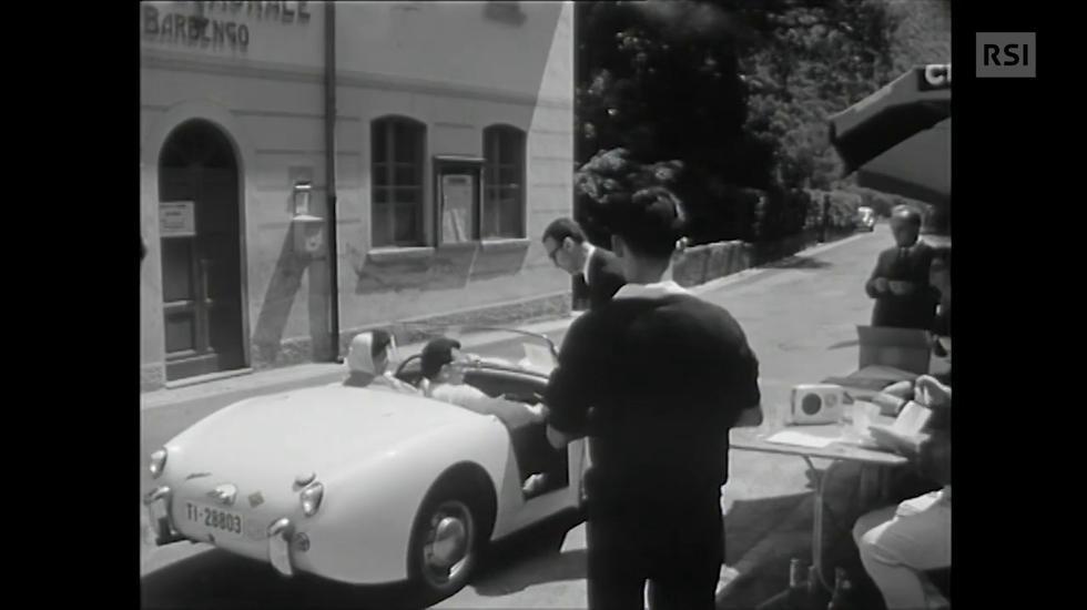 Caccia al tesoro automobilistica