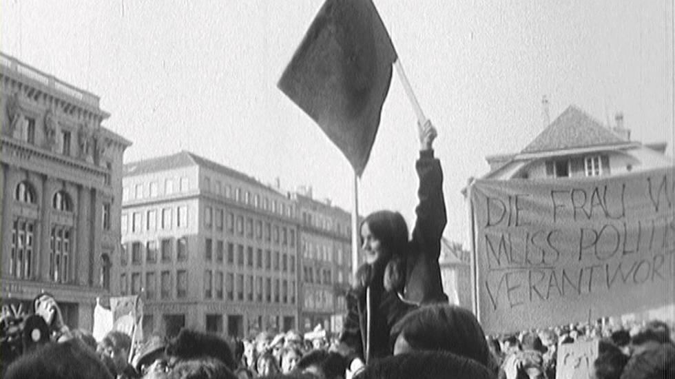 Il suffragio femminile alla fine degli anni Sessanta