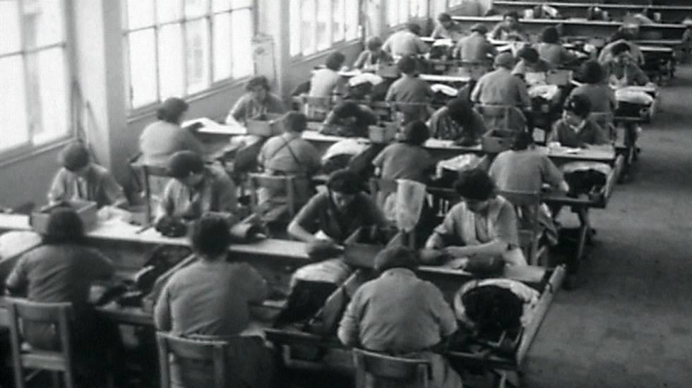 Maggio 1968. Il lavoro in Ticino