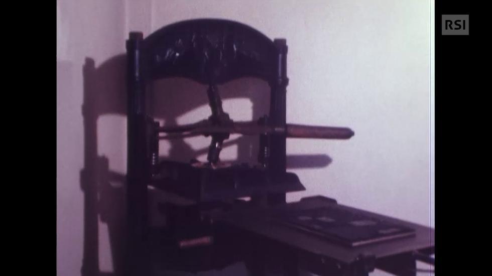 I centocinquant'anni della tipografia Elvetica