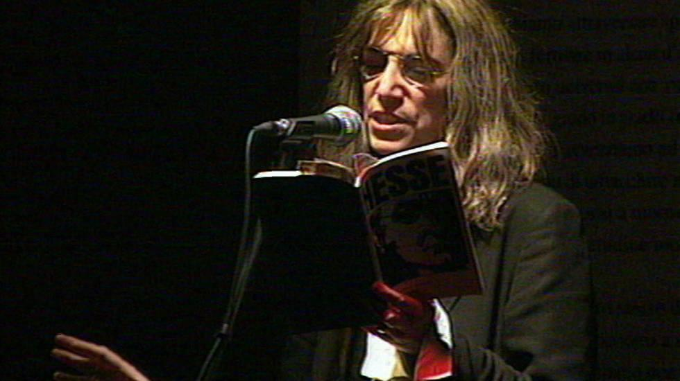 Patti Smith canta per Hermann Hesse