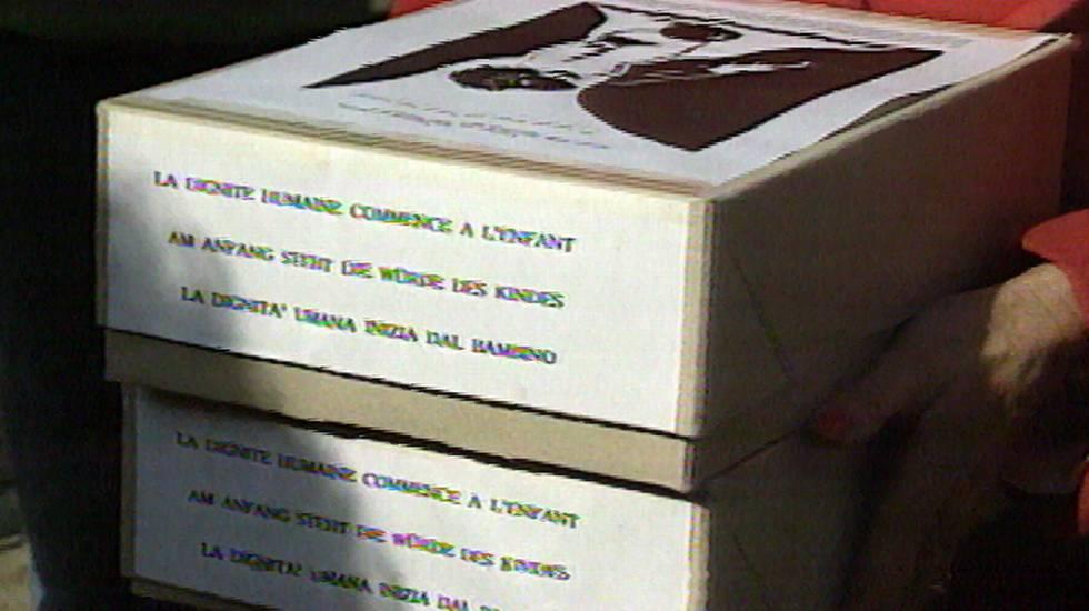 Petizione per la ratifica della Convenzione ONU