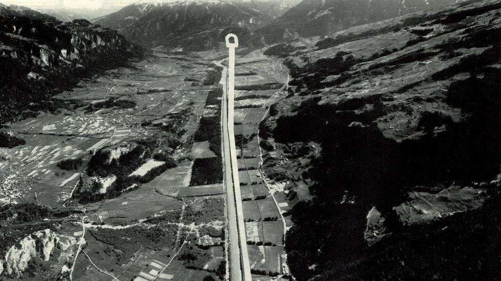Lo Spluga possibile alternativa ferroviaria al San Gottardo?