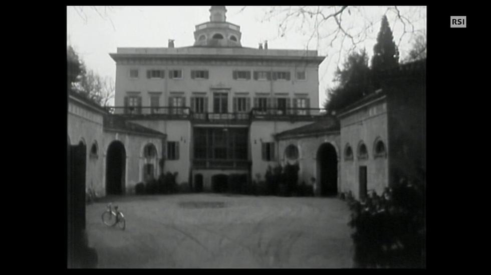 Villa Ciani e Palazzo dei Congressi