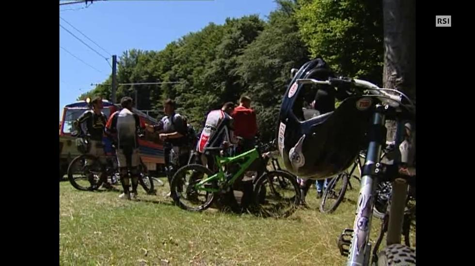 Ticino da scoprire in mountain bike