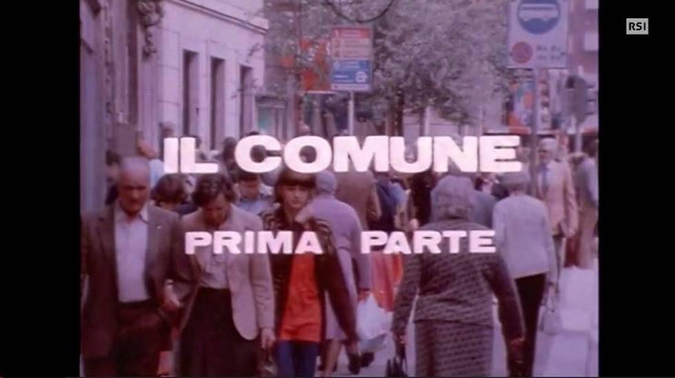 Telescuola — Civica: Il Comune 1