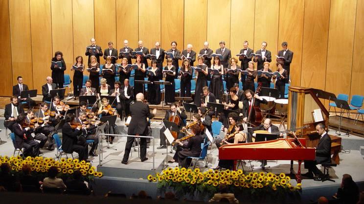 I Barocchisti | Coro della Radiotelevisione svizzera