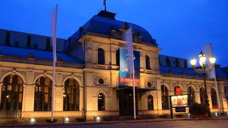 Baden-Baden, Festspielhaus - Norma Tour 2016