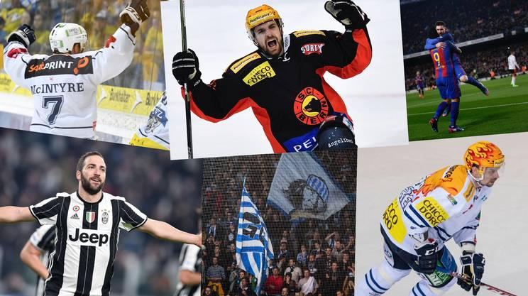 RSI Sport tra hockey e Champions