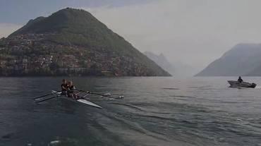 Canottaggio, il servizio sul Club Canottieri Lugano (01.06.2018)