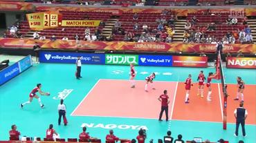 Volley, il servizio sui Mondiali in Giappone (Sport Sera 16.10.2018)