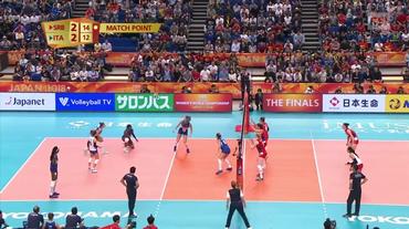 Mondiali femminili volley, il servizio sulla finale Serbia - Italia (Sportsera 20.10.2018)