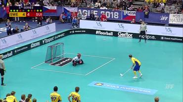 Mondiali Unihockey, il servizio su Svezia - Svizzera (Sportsera 08.12.2018)