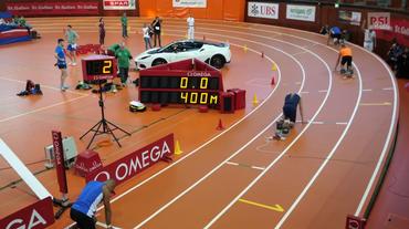 CS di San Gallo, la finale dei 400m (17.02.2019)