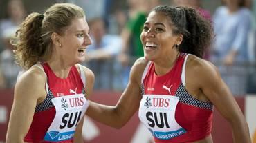 Ajla Del Ponte farà i 100m agli Europei