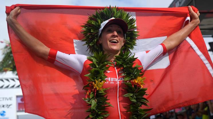Ryf vittoriosa ai Campionati del Mondo