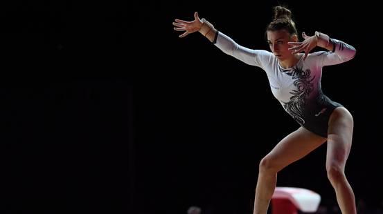 Tre titoli svizzeri per Ilaria Kaeslin