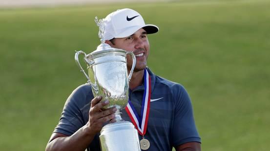 Gli US Open di golf a Brooks Koepka