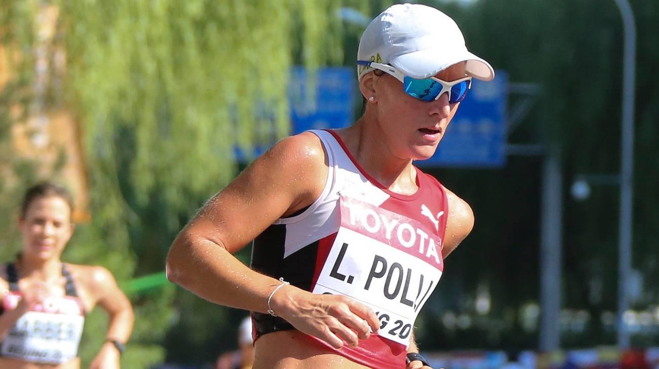 4dc20018cf0fd Laura Polli dice addio all atletica col sorriso - RSI ...